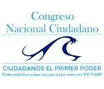 Logo congreso nacional ciudadano letra fuerte