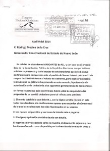 CARTA CONGRESO 001