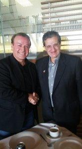con Rafael LOrte de MOla