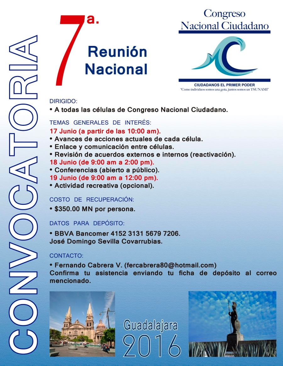 7ma reunion nacional