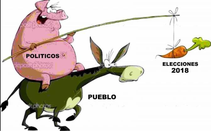 Agoniza el sistema político podrido
