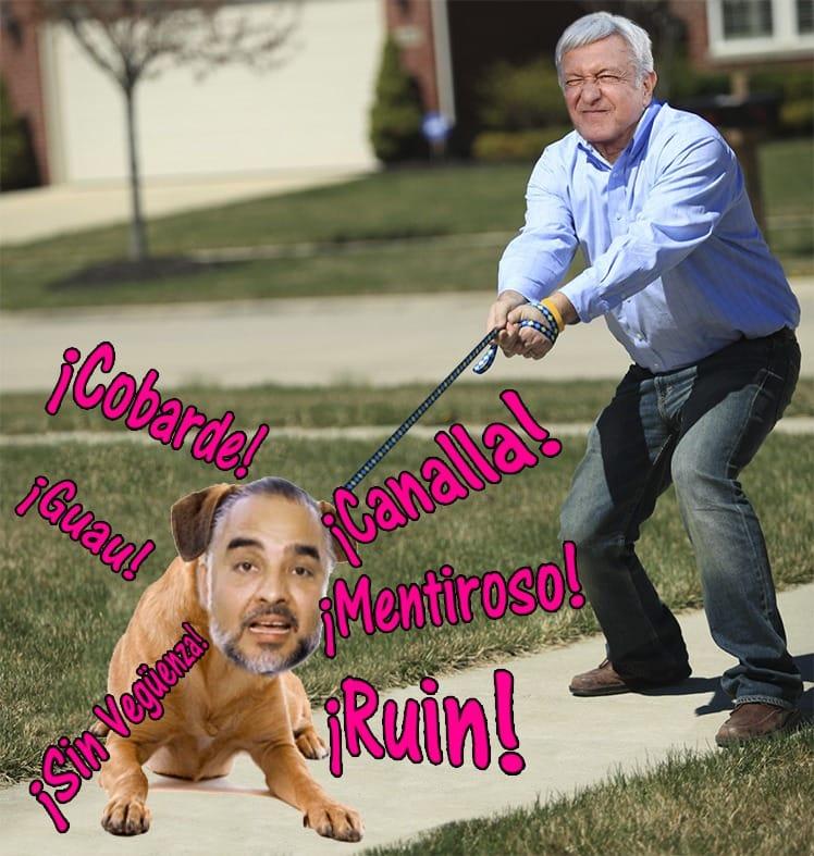 El perro de amlo