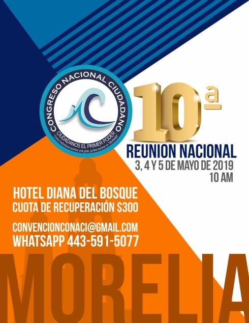 10a Reunión Nacional